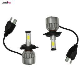 لامپ هدلایت خودرو G2 مدل H4 سه طرفه