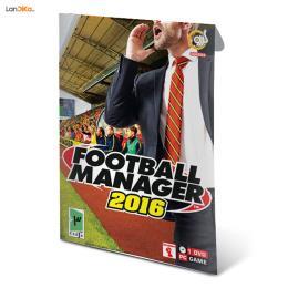 بازی کامپیوتری Football Manager 2016