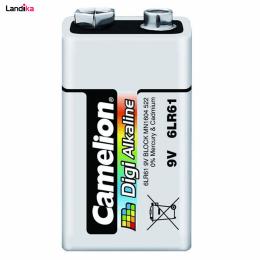 باتری کتابی کملیون مدل Digi Alkaline 6LR61