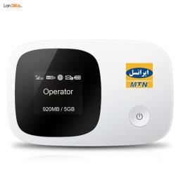 مودم-روتر +3G HSPA و قابل حمل ایرانسل مدل E5336