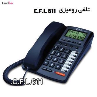 تلفن سی.اف.ال مدل CFL-611