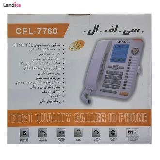 تلفن سی.اف.ال مدل 7760