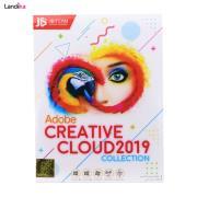 مجموعه نرم افزار های Adobe Creative Cloud 2019 Collection انتشارات جی بی تیم