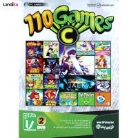 مجموعه بازی های کم حجم کامپیوتری NP 110 GAMES سری C
