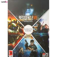 بازی Resident Evil Collection مخصوص PC