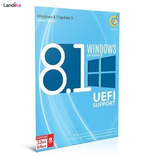 نرم افزار ویندوز Enterprise UEFI 8.1 نشر گردو