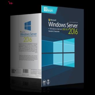 پک نرم افزاری ویندوز سرور Windows Server 2016 + 2012 R2 نشر JB.TEAM