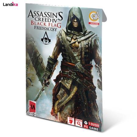 بازی Assassin's Creed IV Black Flag برای کامپیوتر