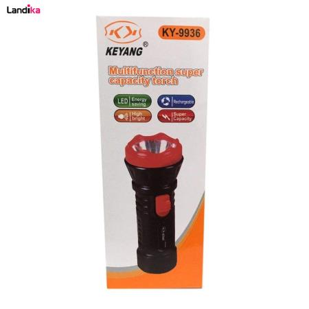 چراغ قوه کیانگ مدل ky-9936