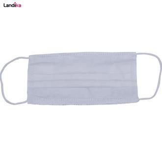 ماسک بهداشتی سه لایه مژگان مدل SM991085 بسته 48 عددی