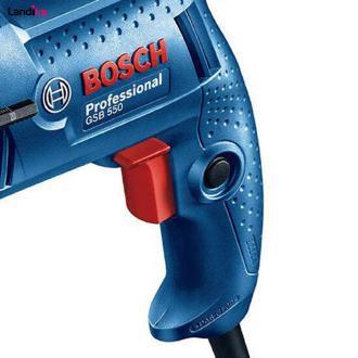 دریل چکشی بوش مدل GSB-550