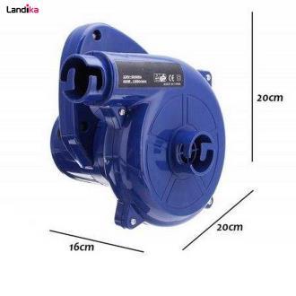 دستگاه دمنده و مکنده اکم مدل BL2301