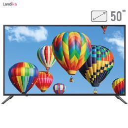 تلویزیون ال ای دی هوشمند شهاب مدل SH102U1 سایز 50 اینچ