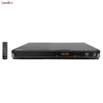 دستگاه پخش DVD و گیرنده دیجیتال خانگی کنکورد پلاس مدل DV-3200T2