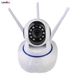 دوربین چرخشی 3 آنتن Baby Camera مدل V380