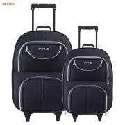 مجموعه دو عددی چمدان فیرو کد SF439