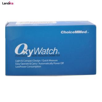 پالس اکسیمتر انگشتی چویسمد مدل ChoiceMMed OxyWatch