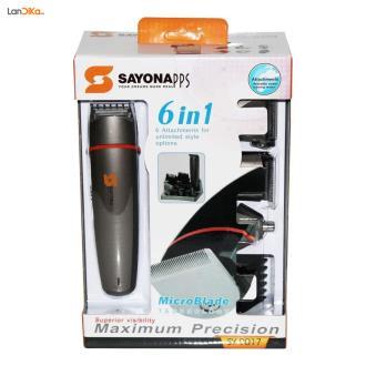 ست اصلاح سایونا مدل SY-9017