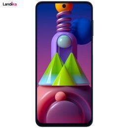 گوشی موبایل سامسونگ مدل Galaxy M51 دو سیم کارت ظرفیت 128گیگابایت و رم 6 گیگابایت + بیمه موبایل پارسیان