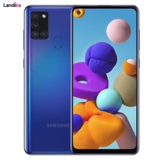گوشی موبایل سامسونگ مدل Galaxy A21S دو سیمکارت ظرفیت 64 گیگابایت و رم 6 گیگابایت