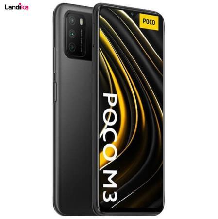 گوشی موبایل شیائومی مدل POCO M3 دو سیم کارت ظرفیت 64 گیگابایت و رم 4 گیگابایت