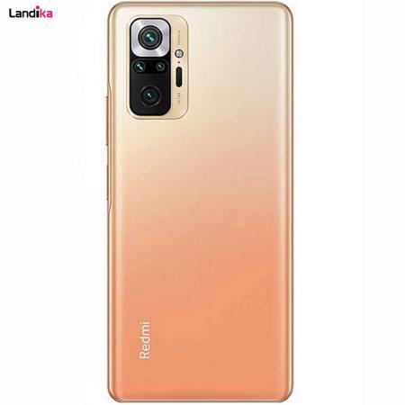 گوشی موبایل شیائومی مدل Redmi Note 10 pro max دو سیم کارت حافظه 128 گیگابایت و رم 6 گیگابایت