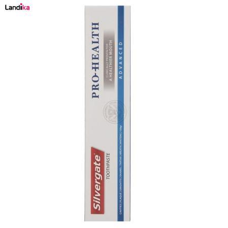 خمیر دندان سیلور گیت مدل Pro - Health مقدار 120 گرم