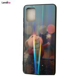 کاور JET SAM لیزری طرح دار مناسب برای گوشی موبایل سامسونگ Galaxy A51