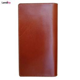 کیف پول و گوشی چرم طبیعی