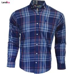 پیراهن مردانه آستین بلند کدTan09