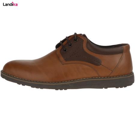 کفش چرم طبیعی مردانه مدل بلوط