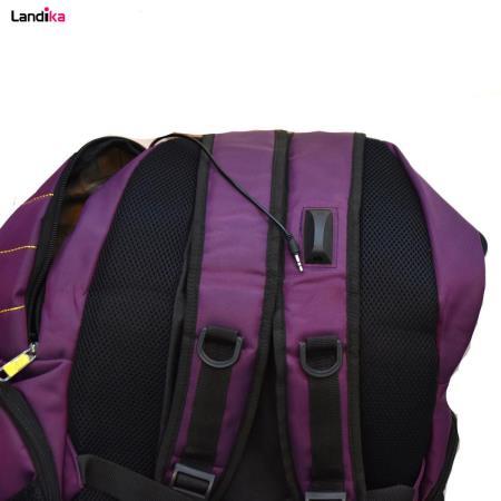 کوله پشتی لپ تاپ مدل BB08 مناسب برای لپ تاپ 13 اینچی