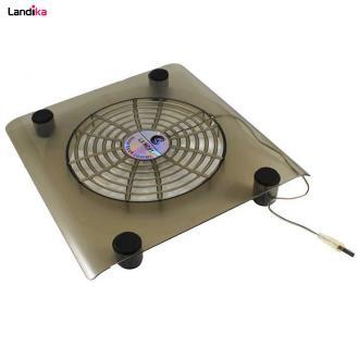 پایه خنک کننده لب تاب مدل LX-NC01