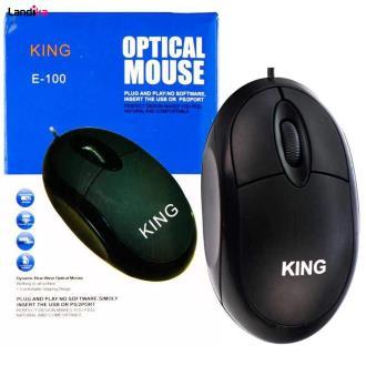 ماوس کینگ مدل E-100
