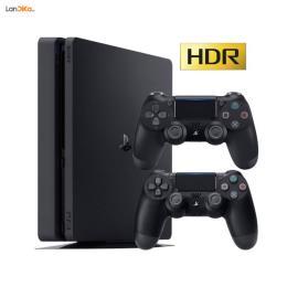 کنسول بازی سونی ( کپی خور ) Playstation 4 Slim CUH-2116B - ظرفیت 1 ترابایت ورژن 5-0-5