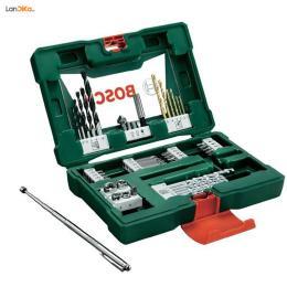 مجموعه 48 عددی ابزار بوش مدل 2607017303