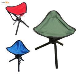 صندلی تاشو سه پایه