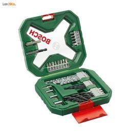 جعبه ابزار 34 عددی ابزار سرمته بوش مدل 2607010608