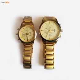 ست ساعت مچی مردانه و زنانه رومانسون مدل PB008GM
