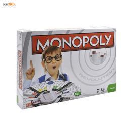 بازی فکری مونوپولی دیجیتال مدل Revolution 2888E به همراه دستگاه کارت خوان