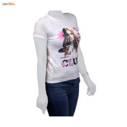 تی شرت زنانه مدل CLUB