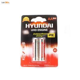 باتری قلمی هیوندای مدل UHD ENGINE پک 2 عددی