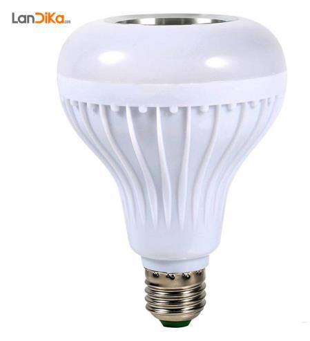 لامپ LED موزیکال دارای اسپیکر بلوتوثی