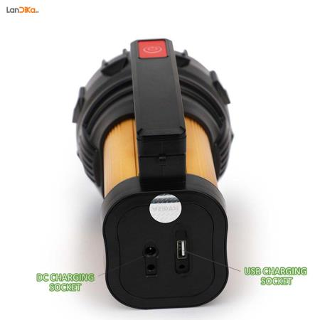 نورافکن دستی ویداسی مدل WD-576